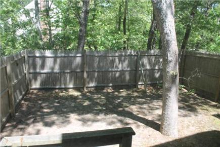 Eastham Cape Cod vacation rental - Fenced in dog yard