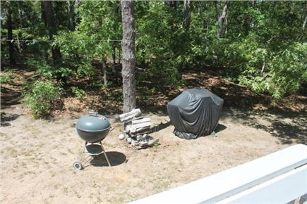 Eastham Cape Cod vacation rental - Charcoal and Gas grill