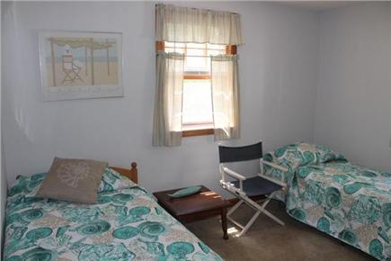 Eastham Cape Cod vacation rental - Bedroom with twins