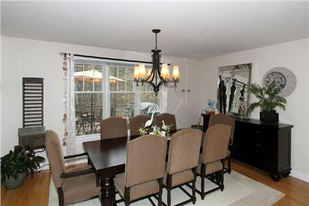 Harwich Cape Cod vacation rental - Formal dining area
