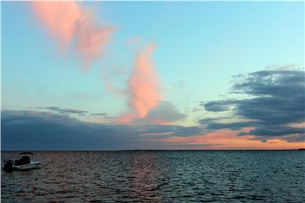 Truro Cape Cod vacation rental - Spectacular Sky at Sunset
