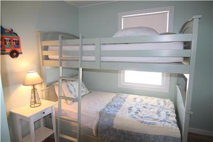 Truro Cape Cod vacation rental - Bedroom 4 - 1st Floor Twin Bunk Beds