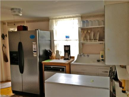 Chatham Cape Cod vacation rental - Kitchen with full-sized appliances