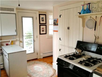 Chatham Cape Cod vacation rental - Kitchen looking toward gas stove