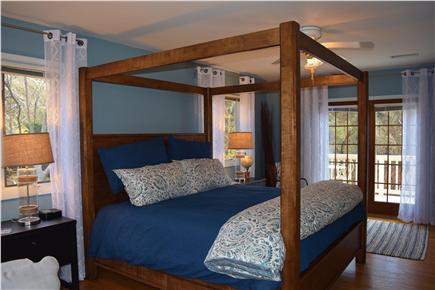 Chatham Cape Cod vacation rental - One of 4 bedrooms with King size beds.