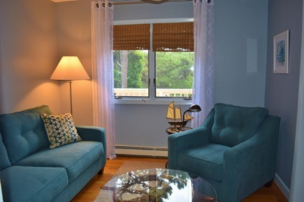 Chatham Cape Cod vacation rental - Reading Room adjacent to the living room on the main level
