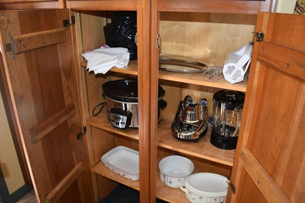 North Chatham Cape Cod vacation rental - Kitchen will have everything you need to prepare a meal.