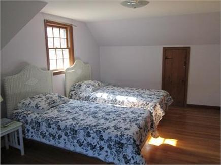 Wellfleet Cape Cod vacation rental - Upstairs 2 Twins