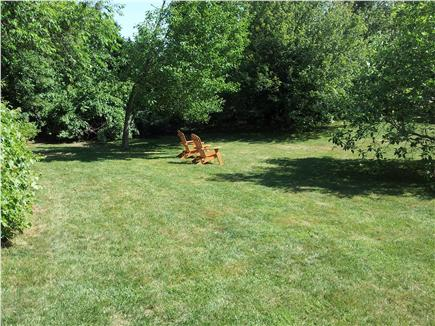 North Chatham Cape Cod vacation rental - Back Yard II