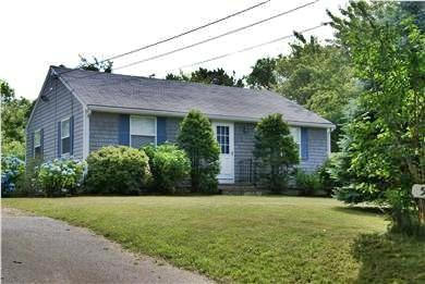 North Chatham Cape Cod vacation rental - Front view of home