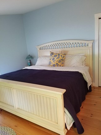 West Yarmouth Cape Cod vacation rental - Master bedroom king bed