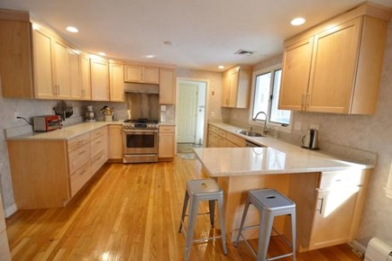 Barnstable Village Cape Cod vacation rental - New kitchen & appliances