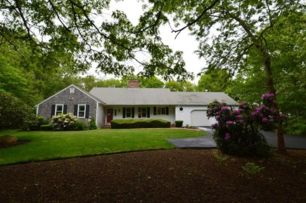 Barnstable Village Cape Cod vacation rental - Curb appeal!  Lush landscaping and 2 car garage