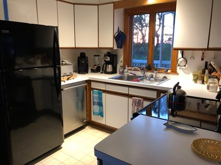 South Wellfleet Cape Cod vacation rental - Fully equipped kitchen