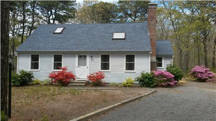 Eastham Cape Cod vacation rental - Front of house on quiet cul de sac