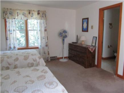 Eastham Cape Cod vacation rental - Twin Bedroom upstairs with own bath