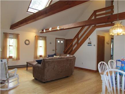 Eastham Cape Cod vacation rental - Open floor plan