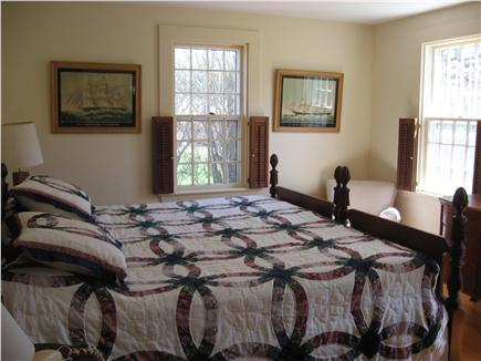 East Dennis Cape Cod vacation rental - Master Bedroom