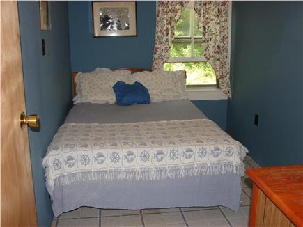 Eastham Cape Cod vacation rental - Bedroom with full size bed & bureau
