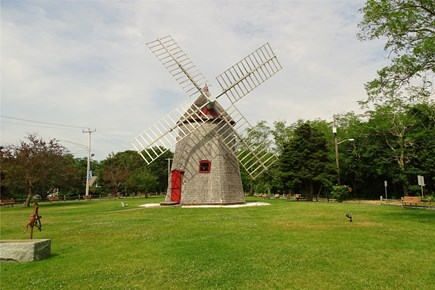 Eastham Cape Cod vacation rental - Windmill Park about 100 yards from cottage in center of town.