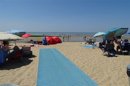 Eastham Cape Cod vacation rental - Bay side First Encounter Beach shallow warm water & great sunsets