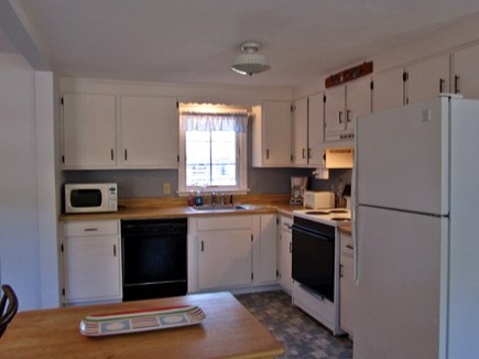 Eastham Cape Cod vacation rental - Kitchen view from Living Room