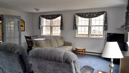 Eastham Cape Cod vacation rental - Large Sunroom with Dining and Office/desk area