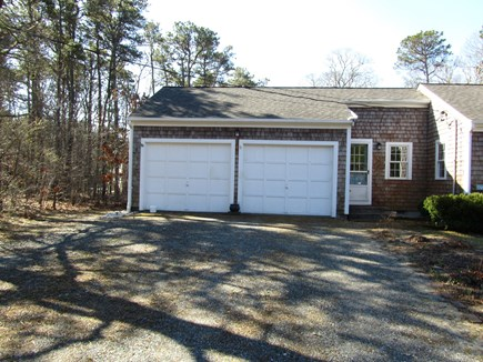 Eastham Cape Cod vacation rental - 2 Car Garage for easy loading, unloading and storage.