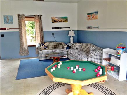 Eastham Cape Cod vacation rental - Bumper Pool Game room