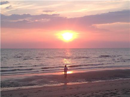 Eastham Cape Cod vacation rental - Perfect Sunset