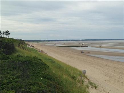Eastham Cape Cod vacation rental - Target view Beach