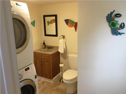 West Yarmouth Cape Cod vacation rental - Half Bath - Laundry