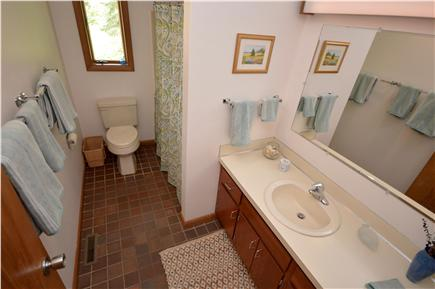 Orleans Cape Cod vacation rental - Full bath on main floor