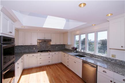 Chatham Cape Cod vacation rental - Updated kitchen with stainless appliances and granite counter top