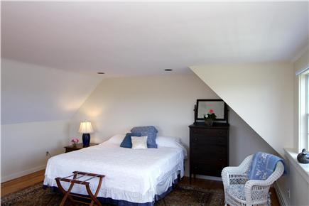 Chatham Cape Cod vacation rental - 2nd floor master bedroom with views