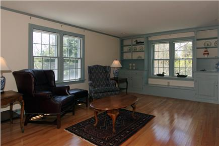 Chatham Cape Cod vacation rental - From dining/kitchen area is an inviting living room
