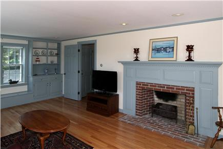 Chatham Cape Cod vacation rental - Living area (alternate view)