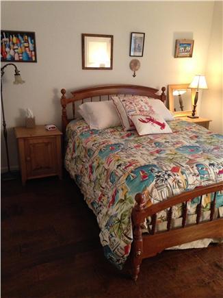 Brewster, Ocean Edge Resort Cape Cod vacation rental - Spacious Master Bedroom w Queen Bed