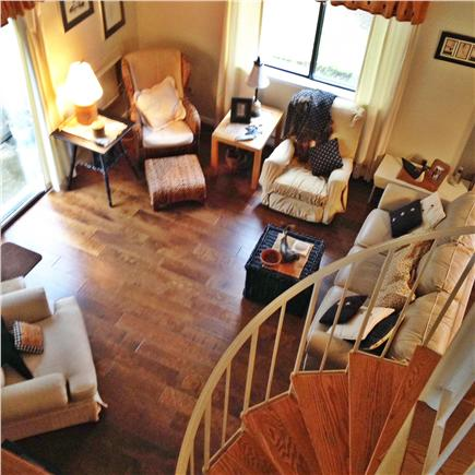 Brewster, Ocean Edge Resort Cape Cod vacation rental - Family Room with plenty of seating