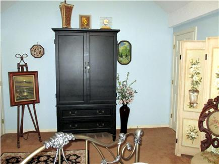 Brewster Cape Cod vacation rental - Upstairs Bedroom with Walk-In Closet