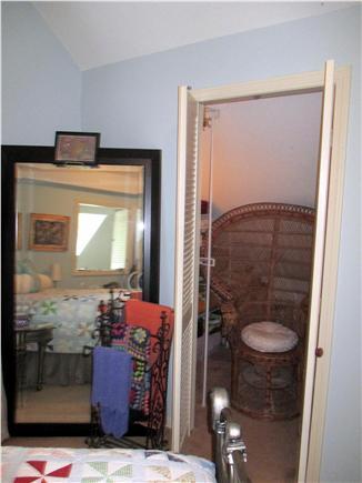 Brewster Cape Cod vacation rental - Walk-in Closet