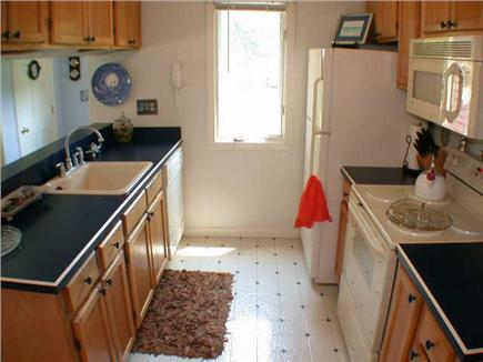 Brewster Cape Cod vacation rental - Kitchen with Dishwasher and Built-In Mircowave