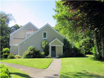 Brewster Cape Cod vacation rental - View Of Townhouse