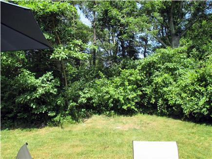 Brewster Cape Cod vacation rental - View from the Patio