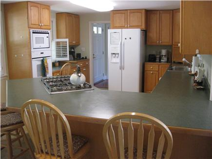 Centerville Centerville vacation rental - Kitchen with new appliances and breakfast bar, seats 4