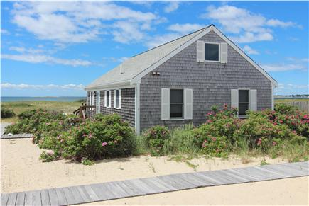North Truro, Beach Point Cape Cod vacation rental - Waterfront Cottage On Bay Beach