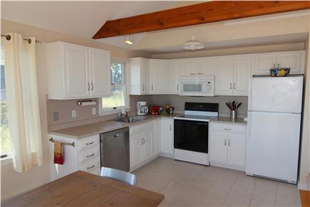 North Truro, Beach Point Cape Cod vacation rental - Kitchen