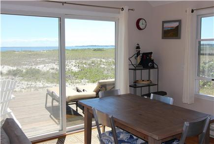 North Truro, Beach Point Cape Cod vacation rental - Dining Area