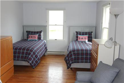 North Truro, Beach Point Cape Cod vacation rental - Bedroom 2 - Two Extra Long Twin Beds