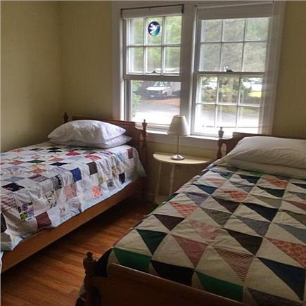 East Orleans Cape Cod vacation rental - First floor bedroom with twins